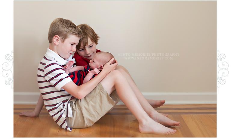 Liverpool NY Newborn Baby Portrait Photographer