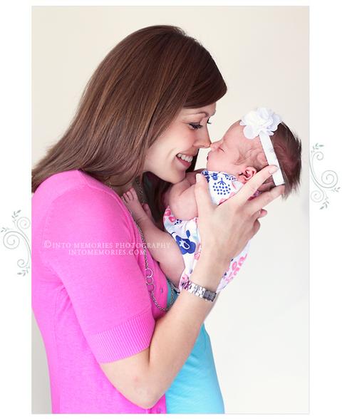 Syracuse NY Newborn Baby Portraits
