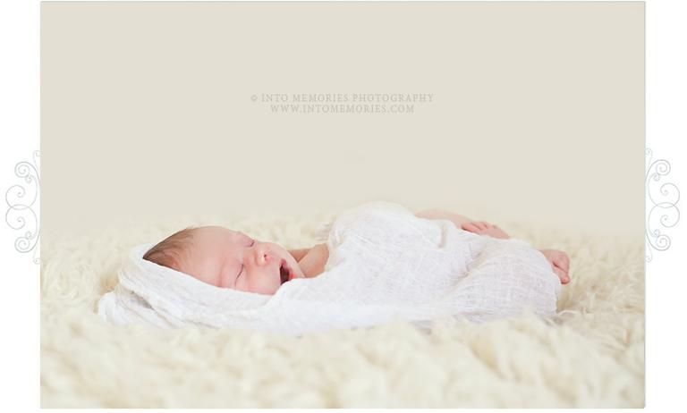 Liverpool Clay NY Newborn Baby Portrait Photography