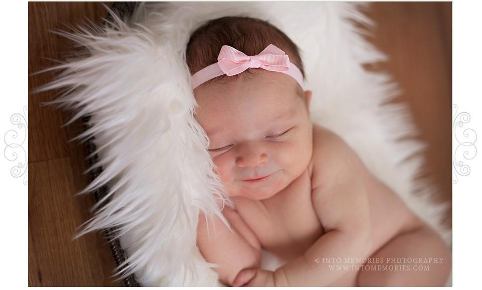 Fayetteville NY Newborn Baby Photographer