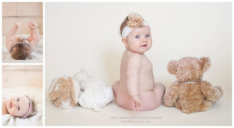 Fayetteville NY 6 Month Baby Portraits