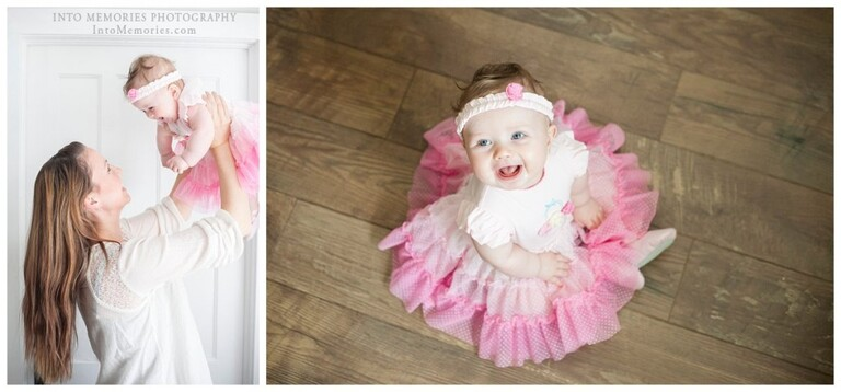 Fayetteville NY Baby Portraits