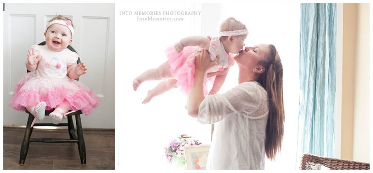 Mommy and Me Baby Portraits CNY Syracuse NY