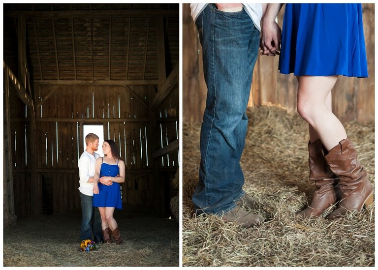 CNY Rustic Wedding Photographer