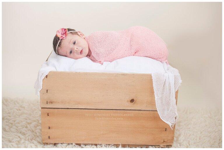 Syracuse NY Newborn Baby Portraits Photographers